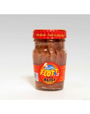 Filet d'anchois