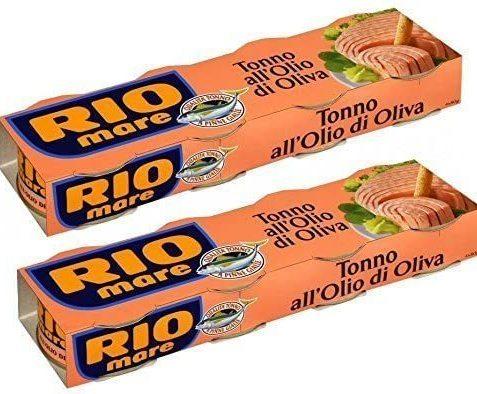 Rio Mare 4x80gr